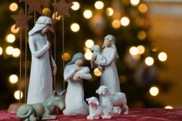 Christmas Night...when Jesus were born