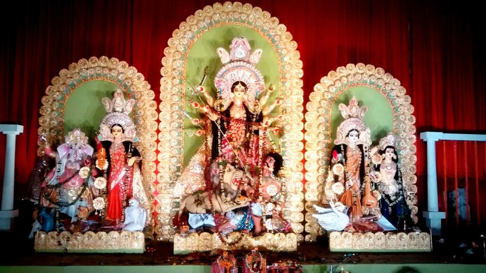 Durga Pujo 2014 @ Jamshedpur - Maha Saptami (3/5)