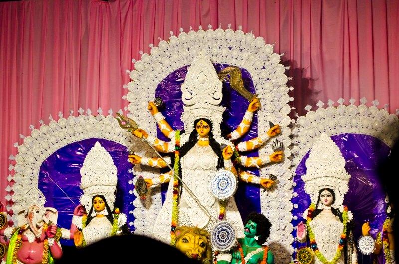 Durga Pujo 2014 @ Jamshedpur - Maha Ashtami (3/6)