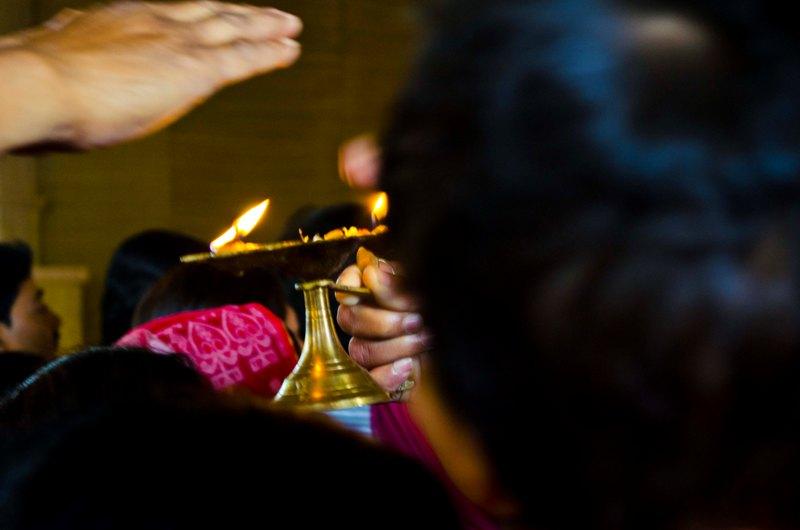 Durga Pujo 2014 @ Jamshedpur - Maha Ashtami (5/6)
