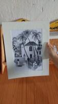 Mario Miranda Drawing exhibit