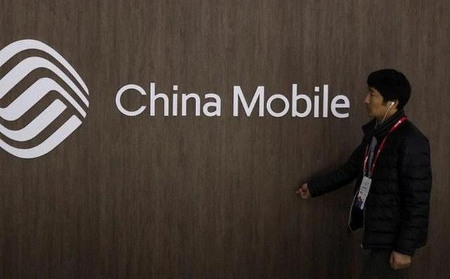 """Mỹ tính """"cấm cửa"""" nhà mạng Trung Quốc China Mobile"""