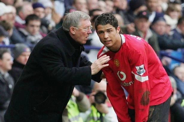 """Chia tay"""" đã lâu, Ronaldo quay lại tiết lộ câu chuyện cũ của Sir Alex"""