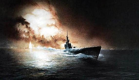 Bí mật thảm họa tàu ngầm ma kinh hoàng nhất Thế chiến I - Ảnh 5.