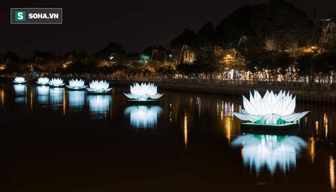 Sài Gòn rực rỡ mừng Đại lễ Phật Đản 2017 - Ảnh 19.