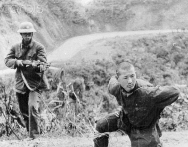 Chiến tranh biên giới 1979: Quân Trung Quốc bị tiêu diệt vẫn ôm bao khoai lang - Ảnh 1.