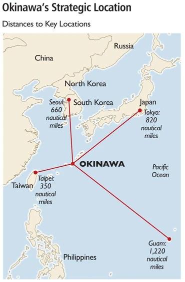 Căn cứ Mỹ ở đảo Guam có thực sự là mồi ngon của tên lửa Triều Tiên? - Ảnh 1.