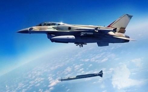 Tên lửa Rampage - Cuồng nộ Israel đang gây sốc ở chiến trường Trung Đông