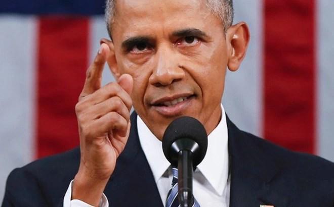 Tổng thống Obama đích thân ban hành trừng phạt mạnh với Nga trong những ngày cuối nhiệm kỳ. Ảnh: CNN.