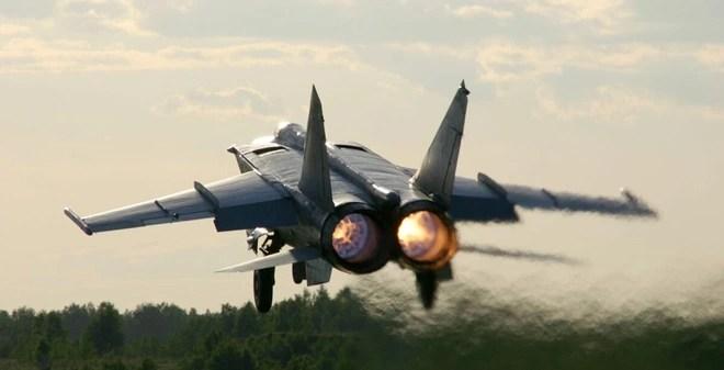 Tiêm kích MiG xuất hiện, phòng không Nhật Bản bị sỉ nhục