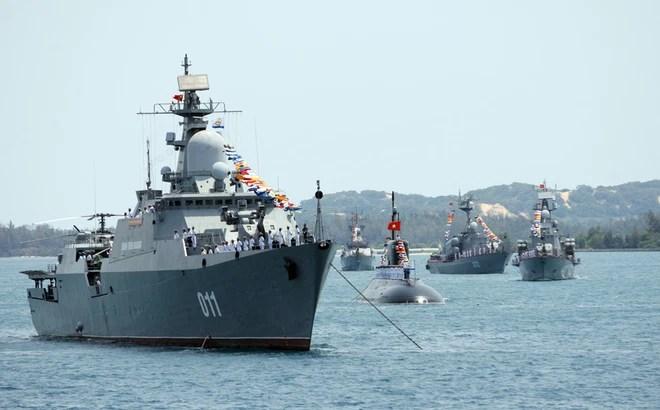 Tiến sỹ Úc nhận định về sức mạnh Hải quân - Không quân Việt Nam và khu vực Châu Á - TBD