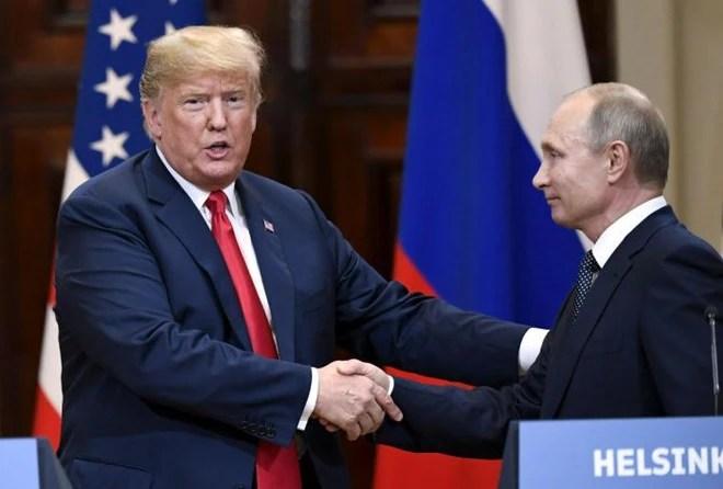 Thượng đỉnh Helsinki: Khi Mỹ nhận ra không thể nói chuyện với ông Putin bằng sức mạnh - Ảnh 2.