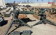 QĐ Syria tóm gọn số vũ khí khổng lồ ở Golan: Tên lửa sát thủ của Mỹ có mặt