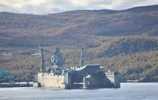 NÓNG: Video mới nhất thảm họa chìm đốc nổi chứa tàu sân bay Kuznetsov Nga
