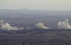 Quân đội Syria phóng tên lửa giáng trả Israel tấn công, bùng phát xung đột Israel – Syria