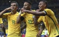 Brazil hé lộ bộ ba sát thủ sẵn sàng khuynh đảo World Cup 2018?
