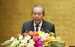 Phó Thủ tướng: Không để xảy ra sai phạm, gian lận thi THPT năm 2019