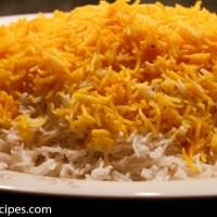 Hvordan koke persisk ris?