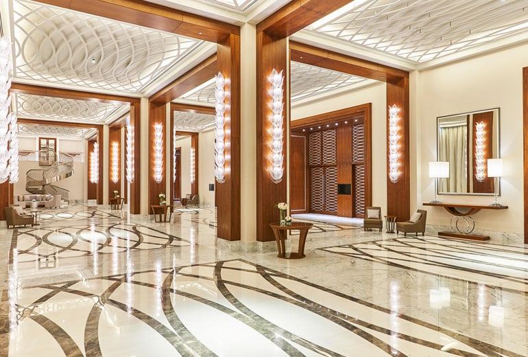 Soher Furnishes One Of The Most Luxurious Hotels In Dubai