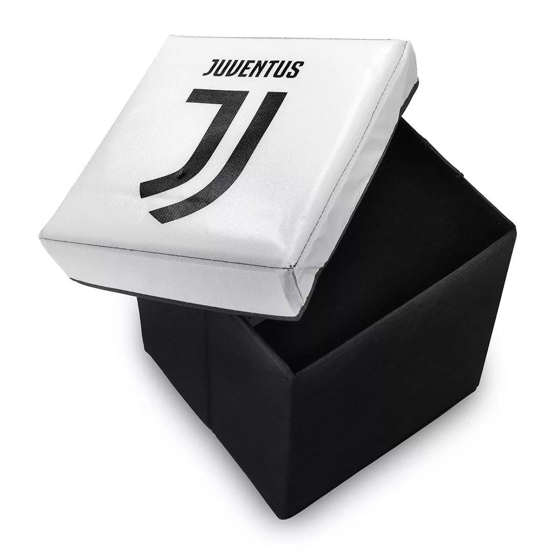 Pouf Contenitore FC Juventus Ufficiale  Soho Milano