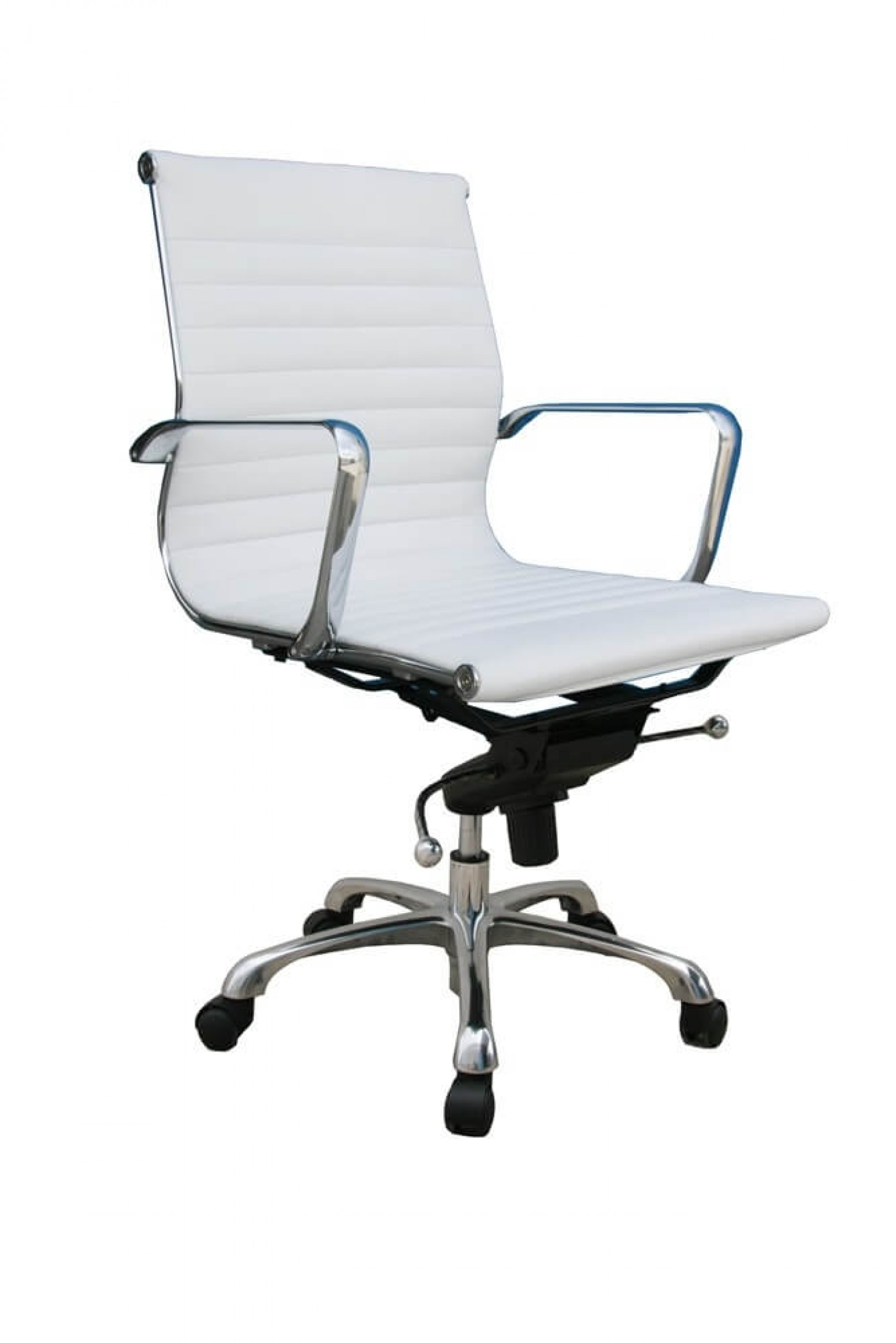 Comfy Office Chairs Comfy Low Back Adjustable Leather Swivel Office Chair