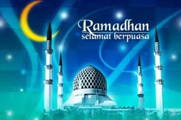 selamat berpuasa bagi semua ummat Islam. Jangan lupa niat puasa ya!!!