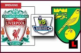 Liverpool vs Norwich