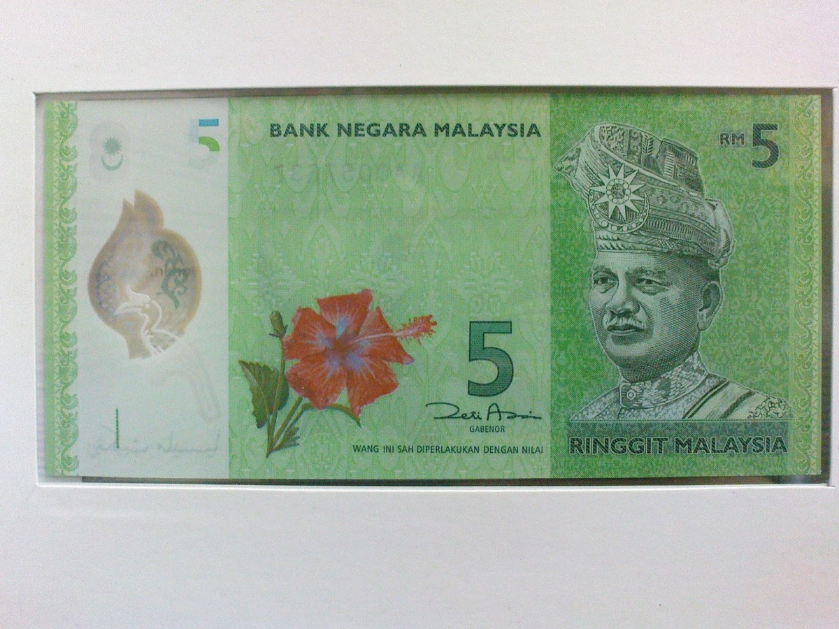 Duit RM5 Iqbal