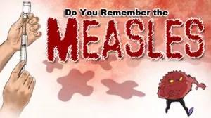 Bawalah anak anda mendapatkan suntikan imunisasi demam campak dengan segera