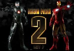 Kostum Iron Man 2