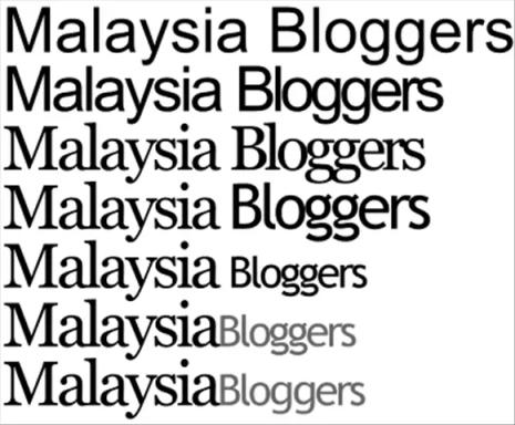 malaysian boggers