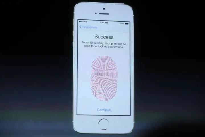 ciri keselamatan iphone 5S