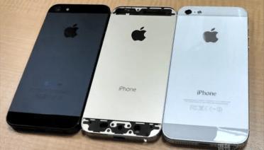 iphone 5s dengan cip A7