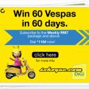 menang60 vespa dalam 60 hari