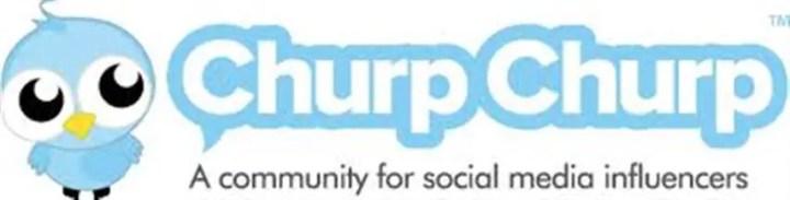 churp churp logo