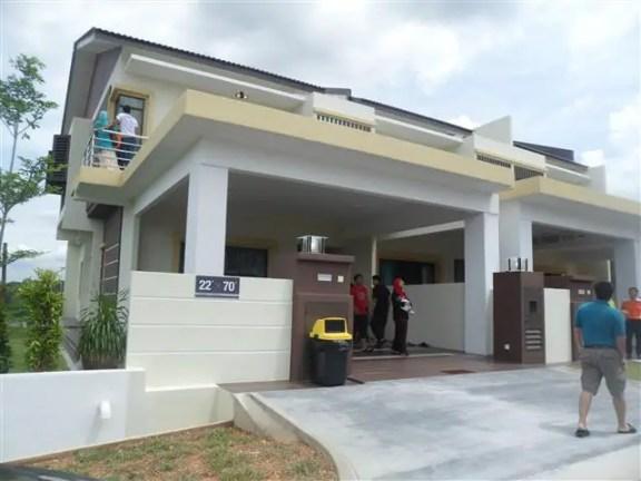 rumah contoh nada 1
