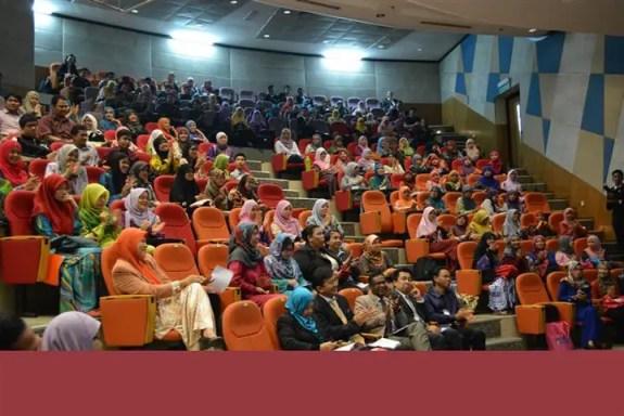 peserta yang hadir di salah satu bengkel anjuran Sector Fokus Career Fair