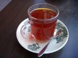bancuhan pekat teh o