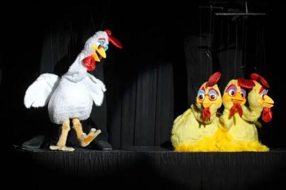 watak ayam