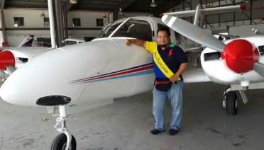 gambar juruterbang kacak