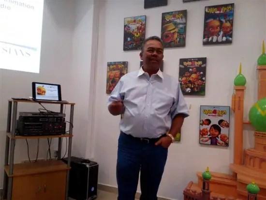 gambar bos besar leas copaque