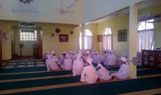 gambar pelajar tahfiz