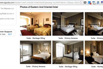 photos eastern and oriental hotel