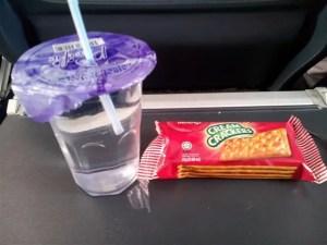 makanan dalam kapal terbang