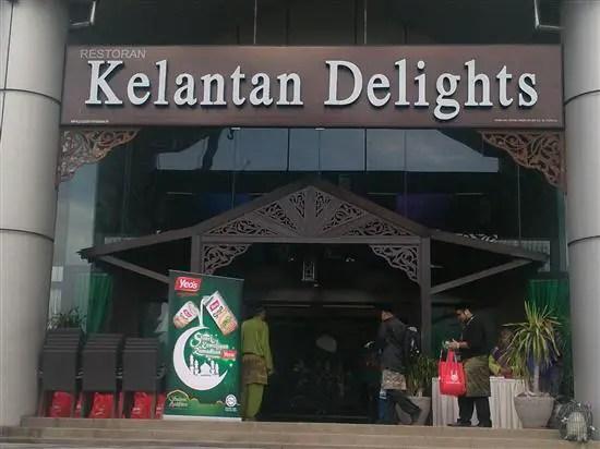 Restoran Kelantan Delight