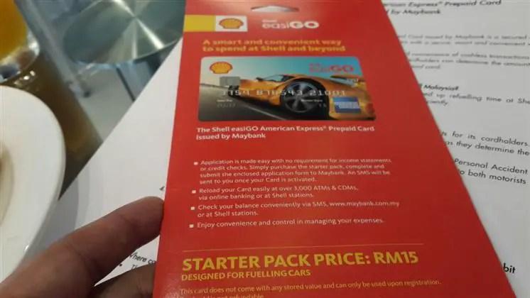 starter kit berharga RM15