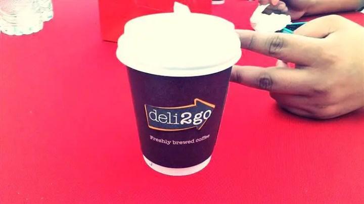 dapatkan kopi panas di deli2go untuk hilangkan rasa mengantuk anda