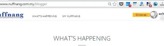 nuffnang status