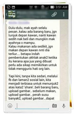 screenshot mesej whatsapp