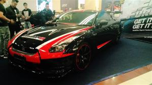 GTR fast and furious 7